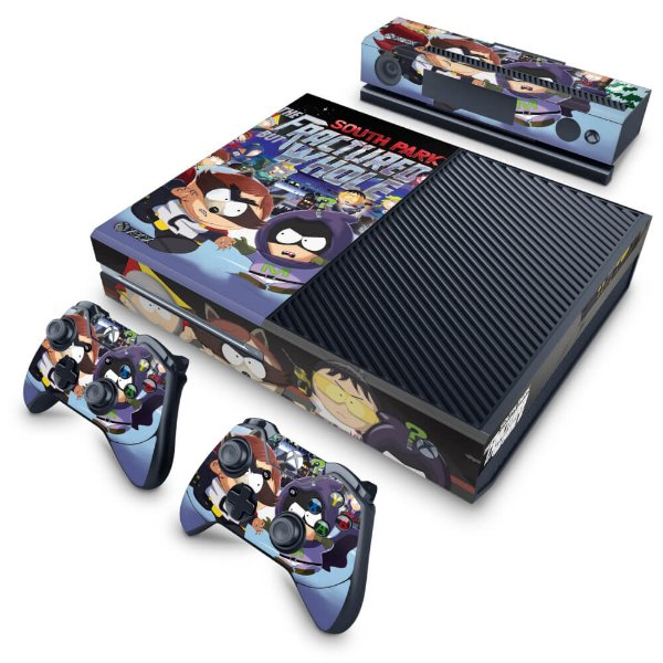 Xbox One Fat Skin - South Park: The Fractured But Whole