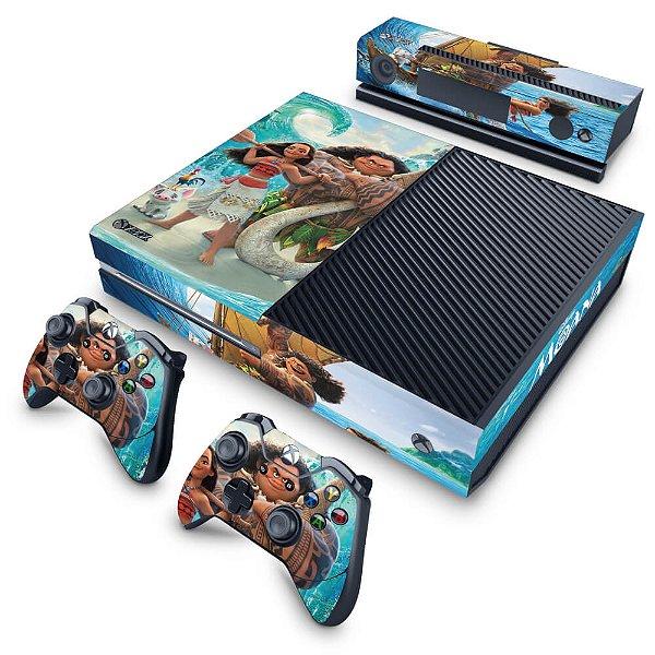 Xbox One Fat Skin - Disney Moana