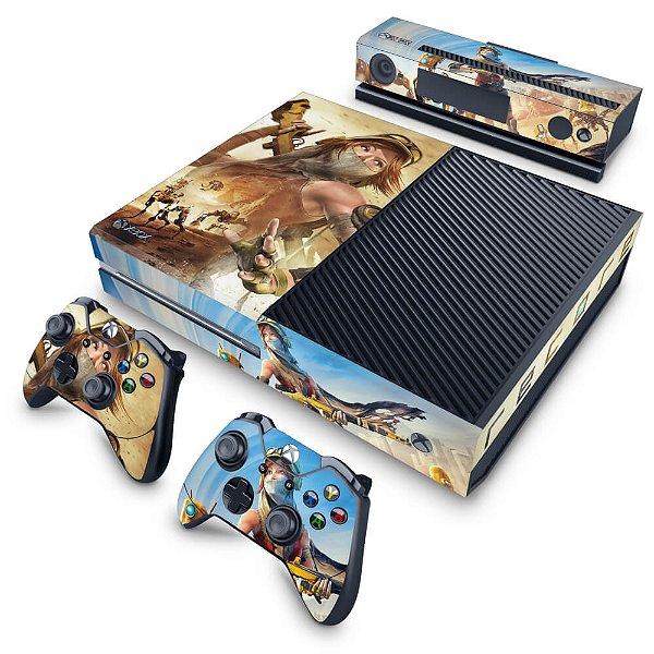Xbox One Fat Skin - Recore