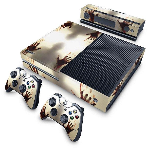 Xbox One Fat Skin - Fear The Walking Dead