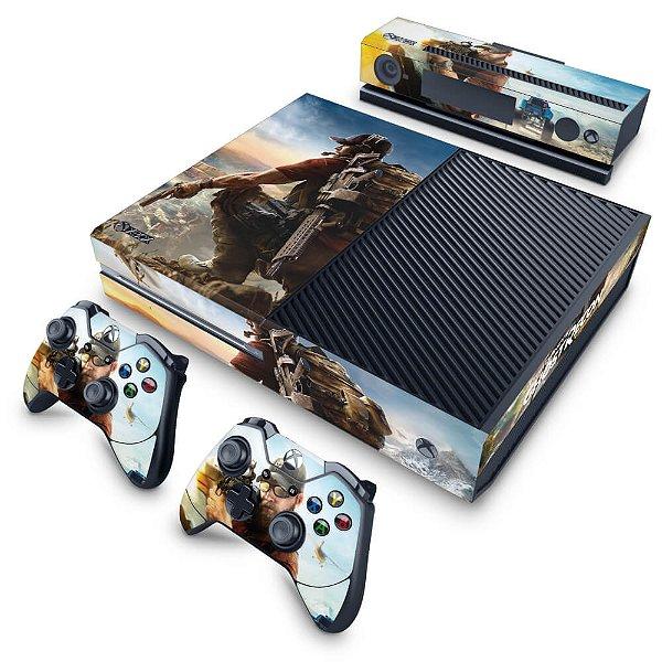 Xbox One Fat Skin - Ghost Recon Wildlands