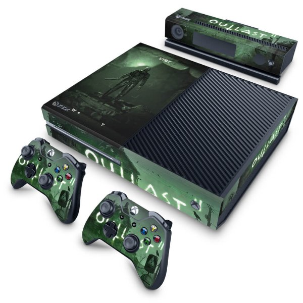 Xbox One Fat Skin - Outlast 2