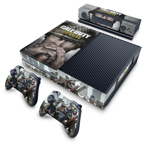 Xbox One Fat Skin - Call of Duty WW2
