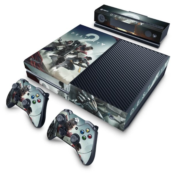 Xbox One Fat Skin - Destiny 2