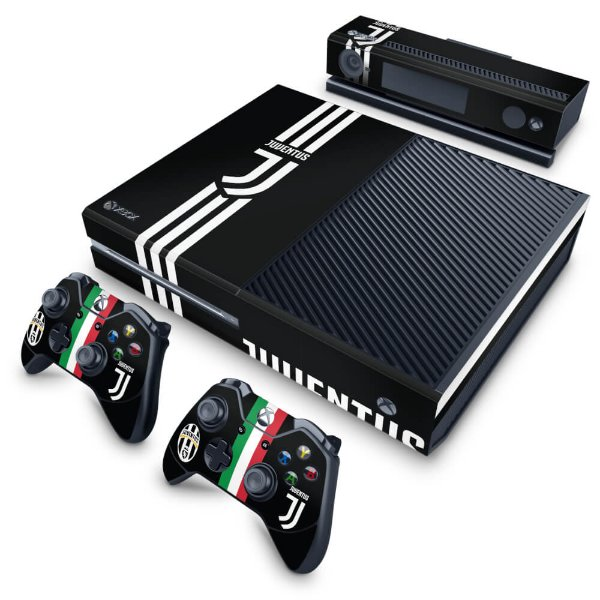 Xbox One Fat Skin - Juventus Football Club