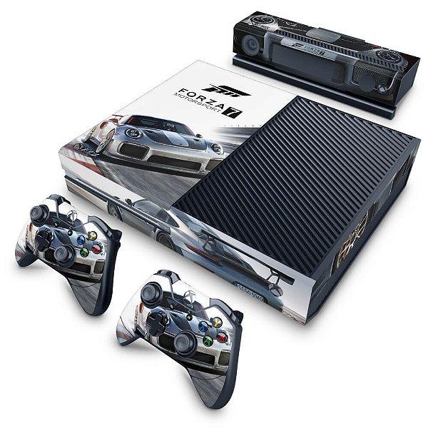 Xbox One Fat Skin - Forza Motorsport 7