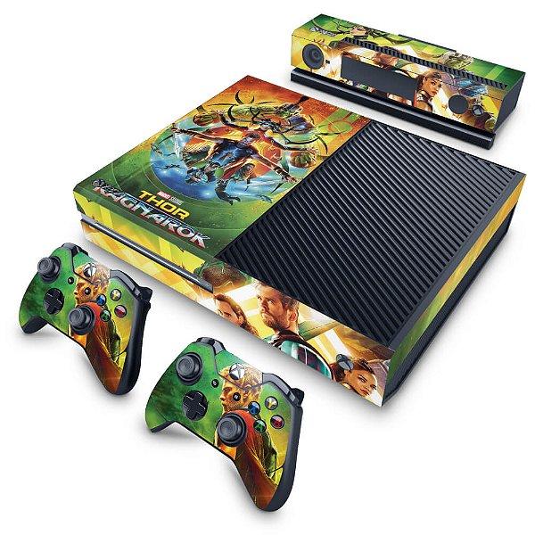 Xbox One Fat Skin - Thor Ragnarok
