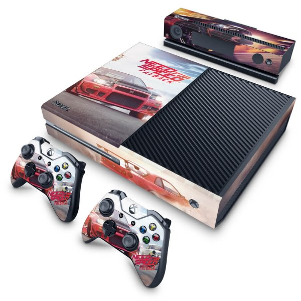 Xbox One Fat Skin - Need For Speed Payback
