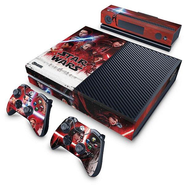 Xbox One Fat Skin - Star Wars The Last Jedi