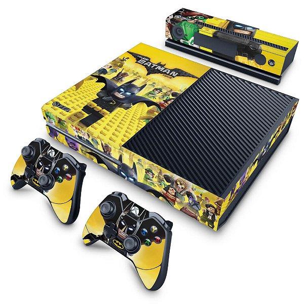 Xbox One Fat Skin - Lego Batman