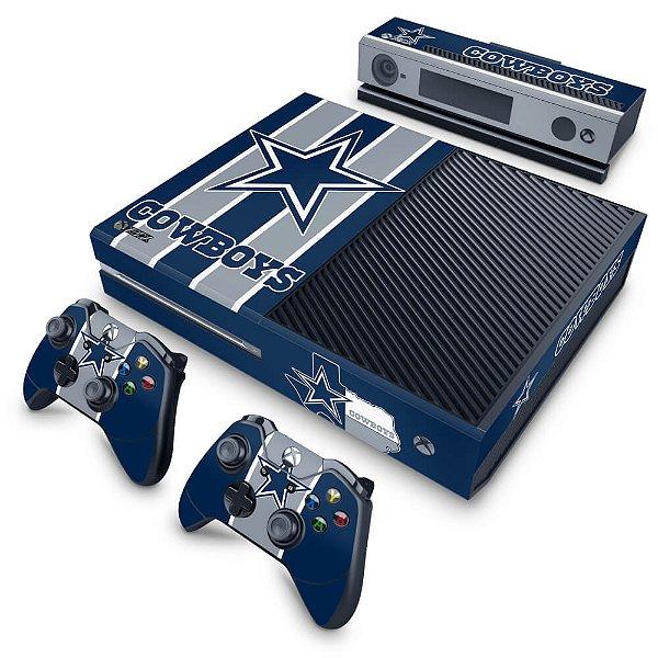 Xbox One Fat Skin - Dallas Cowboys NFL