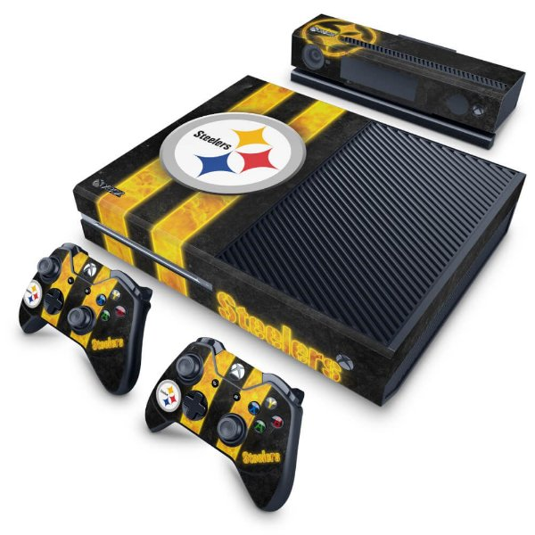 Xbox One Fat Skin - Pittsburgh Steelers - NFL