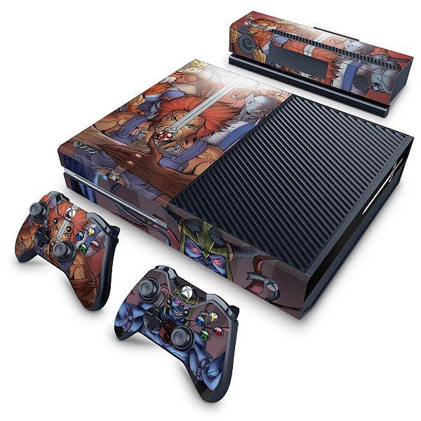 Xbox One Fat Skin - Thundercats