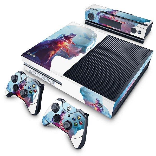 Xbox One Fat Skin - Battlefield V
