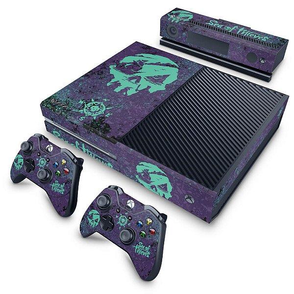 Xbox One Fat Skin - Sea Of Thieves Bundle
