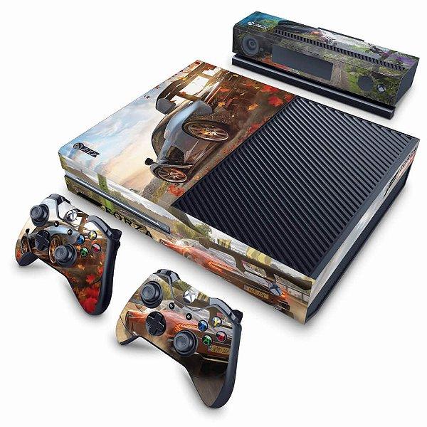 Xbox One Fat Skin - Forza Horizon 4