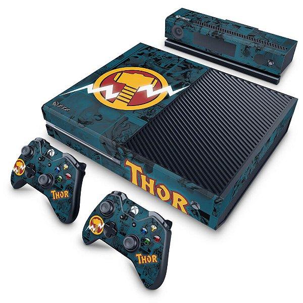 Xbox One Fat Skin - Thor Comics