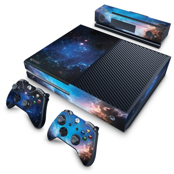 Xbox One Fat Skin - Universo Cosmos