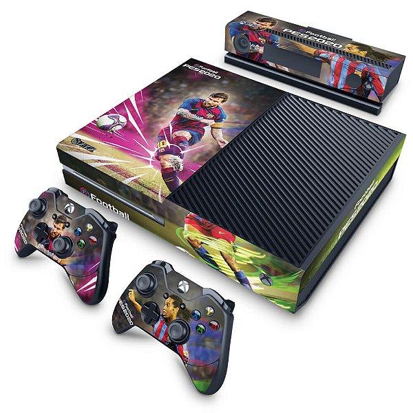 Xbox One Fat Skin - PES 2020