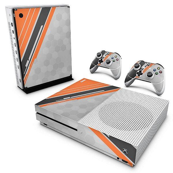 Xbox One Slim Skin - Titanfall Edition