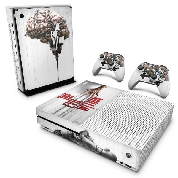 Xbox One Slim Skin - The Evil Within