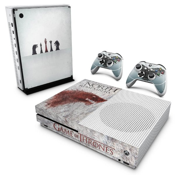 Xbox One Slim Skin - Game of Thrones #A