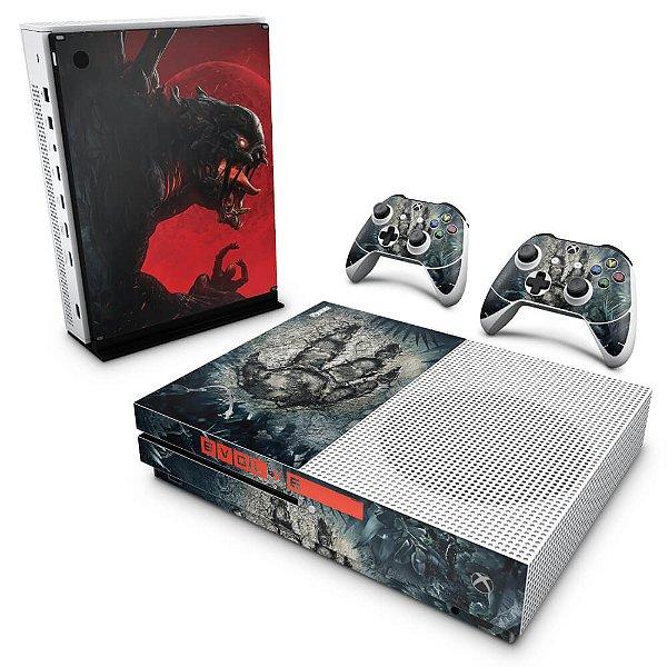 Xbox One Slim Skin - Evolve