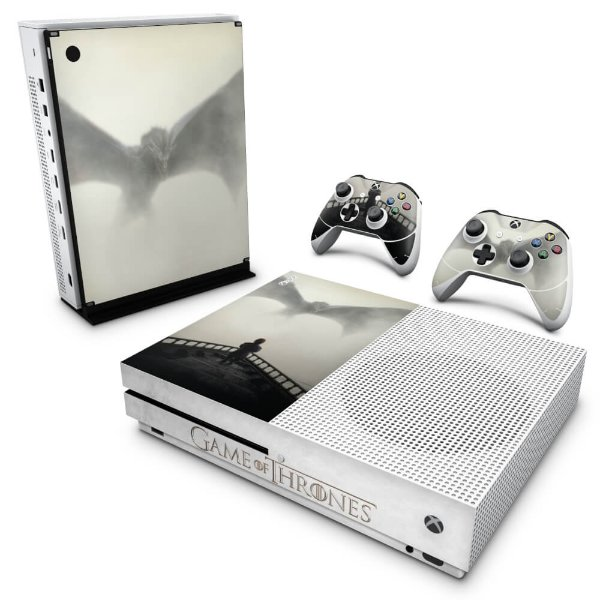 Xbox One Slim Skin - Game of Thrones #B