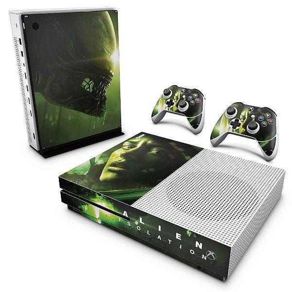 Xbox One Slim Skin - Alien Isolation
