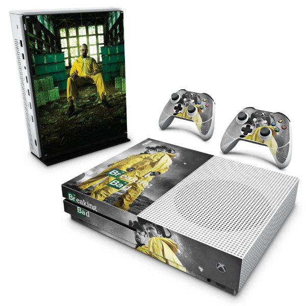 Xbox One Slim Skin - Breaking Bad