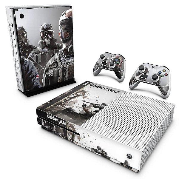 Xbox One Slim Skin - Tom Clancy's Rainbow Six Siege
