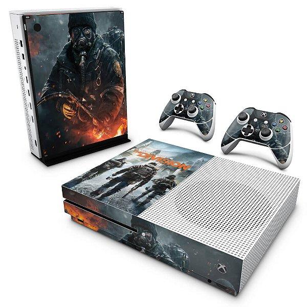 Xbox One Slim Skin - Tom Clancy's The Division