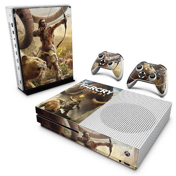 Xbox One Slim Skin - Far Cry Primal