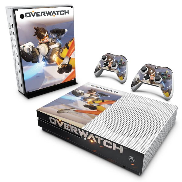 Xbox One Slim Skin - Overwatch