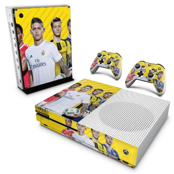 Xbox One Slim Skin - FIFA 17