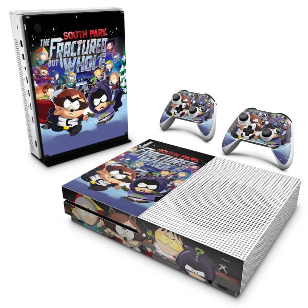 Xbox One Slim Skin - South Park: The Fractured But Whole