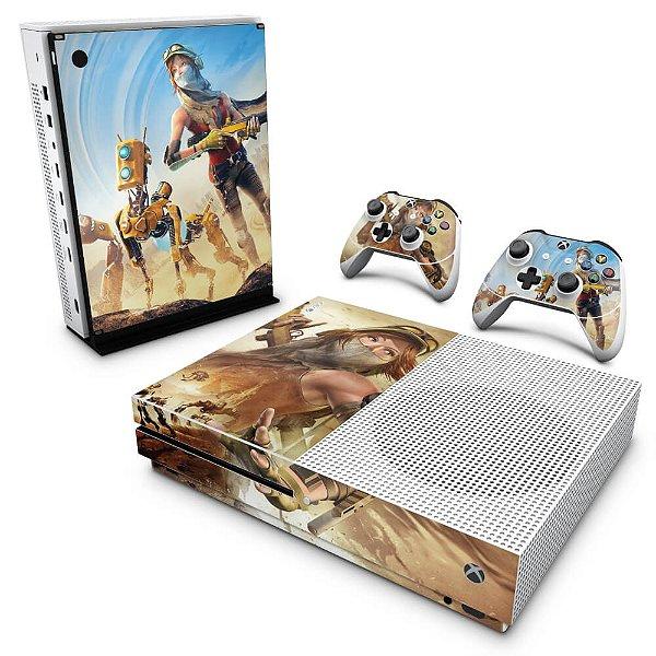 Xbox One Slim Skin - Recore