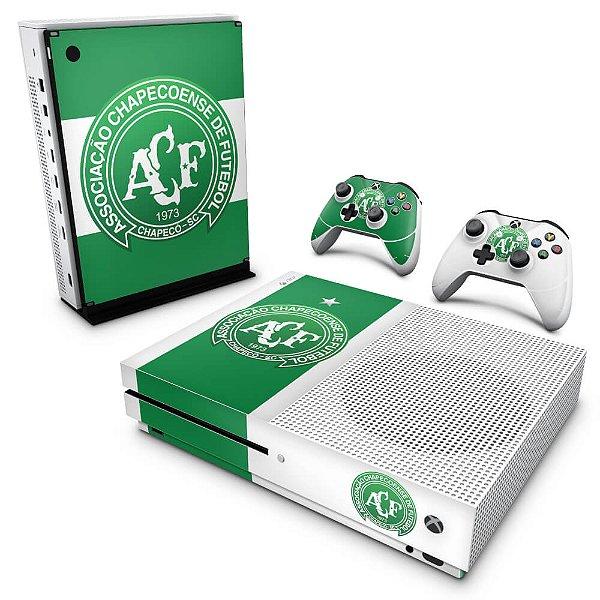 Xbox One Slim Skin - Chapecoense Chape