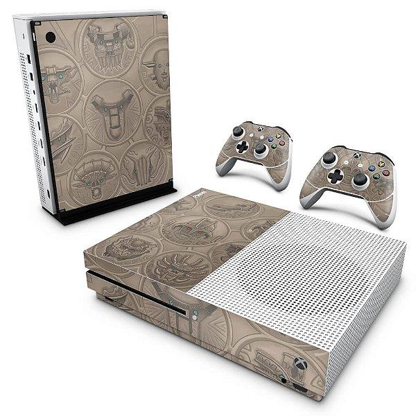 Xbox One Slim Skin - Shadow Of The Colossus