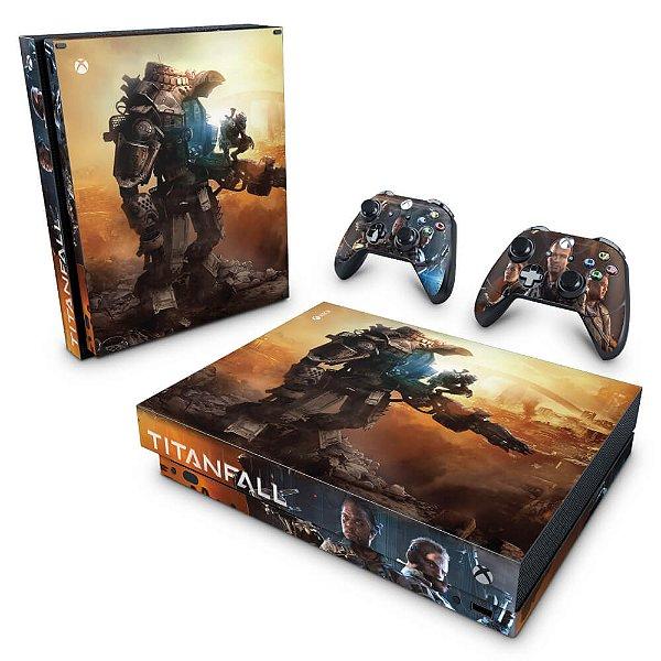 Xbox One X Skin - Titanfall