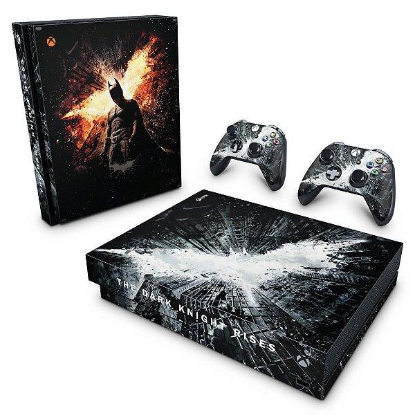 Xbox One X Skin - Batman - The Dark Knight