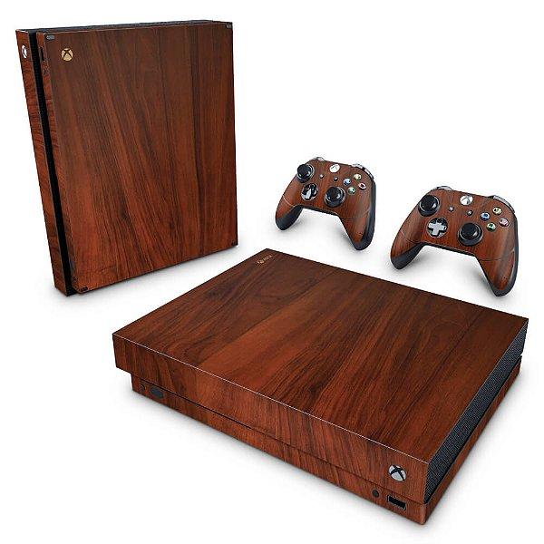 Xbox One X Skin - Madeira