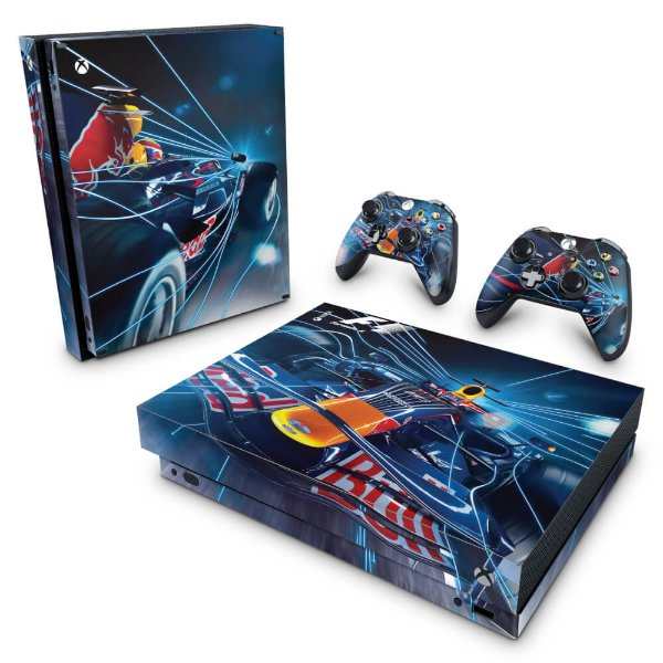 Xbox One X Skin - Formula 1