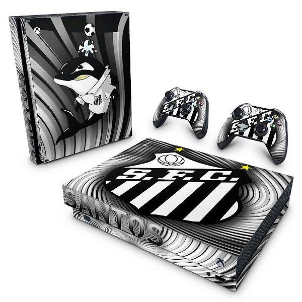 Xbox One X Skin - Santos