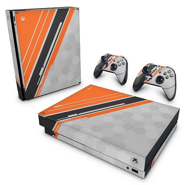 Xbox One X Skin - Titanfall Edition