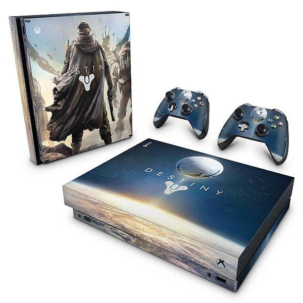 Xbox One X Skin - Destiny