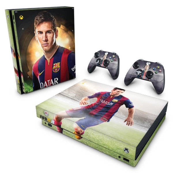 Xbox One X Skin - FIFA 15