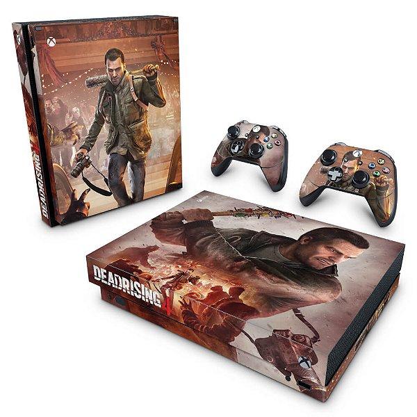 Xbox One X Skin - Dead Rising 4