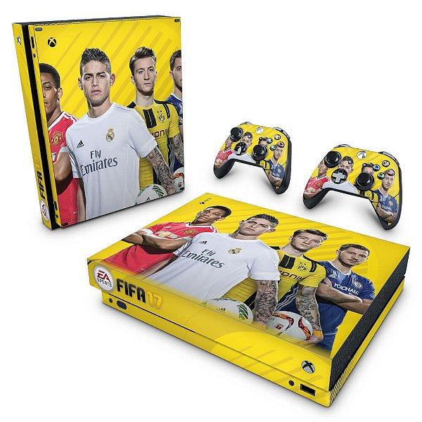 Xbox One X Skin - FIFA 17
