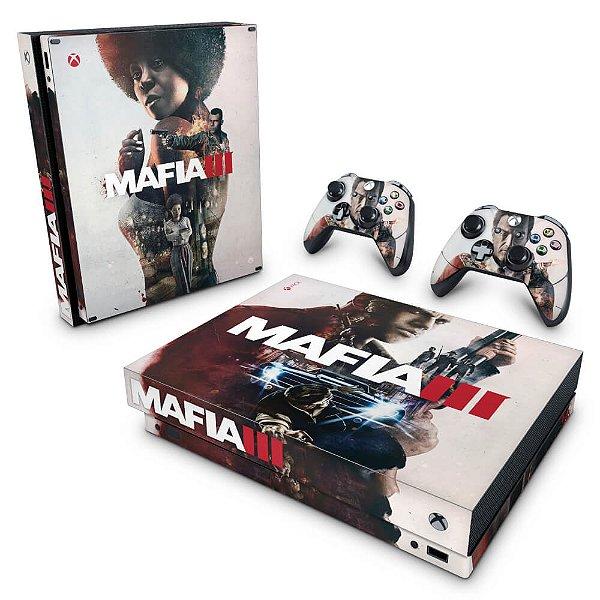 Xbox One X Skin - Mafia 3